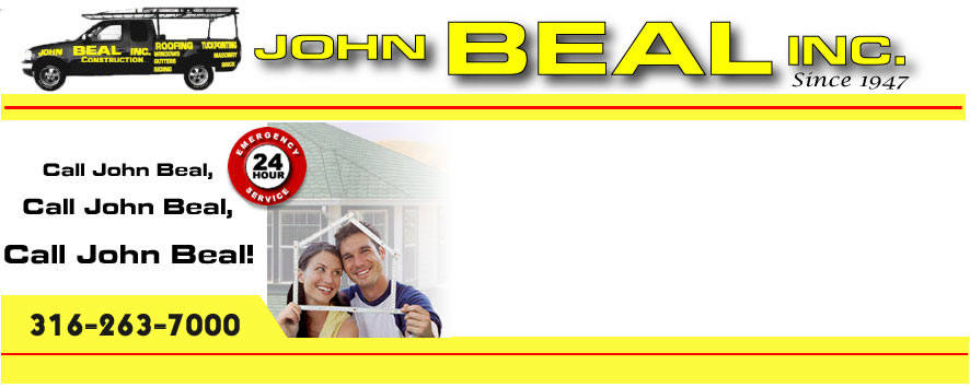 Wichita, Kansas | John Beal Roofing